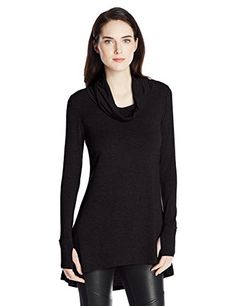 Cuddl Duds Women's Softwear Top with Stretch >>> You can find more details at…