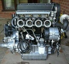 Classic mini k100 8v engine