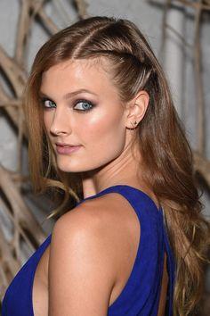 Model Constance Jablonski - 2015 Tiffany Blue Book dinner - April 15, 2015
