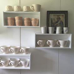Beautiful ceramics by Erik Krouthén