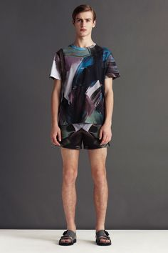 Christopher Kane SS 2013 men's