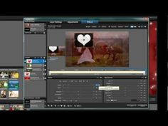 In this tutorial you'll learn how to make a heart mask over two photo. This tutorial covers Masking, Keyframing and Creating Slide Styles...Oh, My!