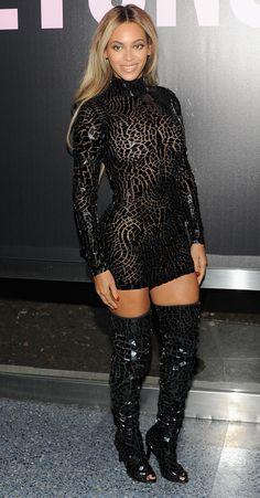 Beyoncé had a major Tom Ford moment!