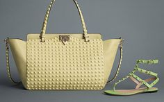 Valentino Spring 2013 Accessories & Shoes Collection