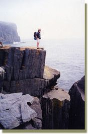 """Trail Connections - for """"slackpacking"""" - inn to inn hiking in Newfoundland"""