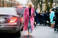 Paris Fashion Week AW1718-D1- STST3184