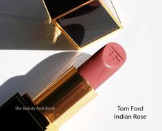 My favorite lipstick in the world - Tom Ford Indian Rose
