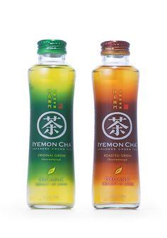 SUNTORY - IYEMON CHA