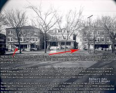 The Skaer family owned and operated several apartment buildings across Wichita. In April 1976, the Skaer Estate sold this one on East Douglas to Hugh Richards and Richard H. Wells. At the time, the building held 44 apartments and was managed by Wilbur Skaer.
