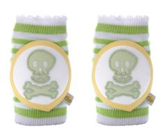 Knee pads for crawlers... These are adorable!