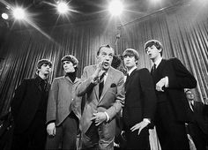 The Ed Sullivan Show and The Beatles invasion of America...