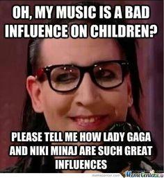 Marilyn Manson http://ibeebz.com