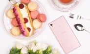 Pink Sony Xperia Z5 is now official