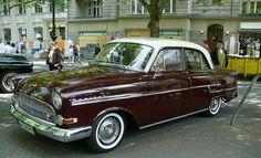 Opel Kapitän 1956