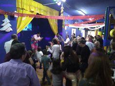 Fiesta de nochevieja 2016