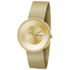 Lambretta - In Stock! - Unisex Lambretta Cielo Mesh watch in a stunning minimalist design in PVD gold plating. The watch is water-resistant and is powered by Japanese Quartz movement. Mesh Armband, Buy Gifts Online, Rose Gold Watches, Mesh Bracelet, Stainless Steel Mesh, Fashion Watches, Watches For Men, Fashion Accessories, Stuff To Buy