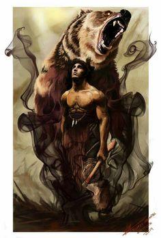 Envoke the bear!!!