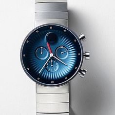 """""""Time to kick off the holiday season with some."""" #Movado"""