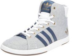 superior quality e7b21 38bcd adidas Originals Court Side Hi W, Baskets mode femme - Gris (G60728), 41  1 3 EU  Amazon.fr  Chaussures et Sacs