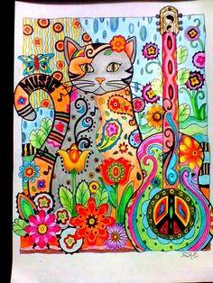 Colorido por by Silvia Cassol