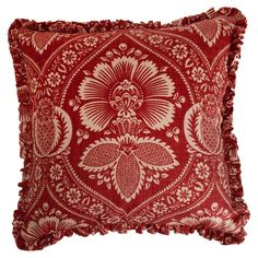 I pinned this Artisan Damask Pillow from the French Laundry Home event at Joss and Main!