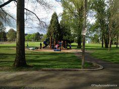 Willamette Park, Portland, OR