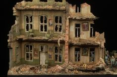 """Berlin Final Defeat, May 1945"" Great Diorama in 1/35 by modeler Danilo Benedetti. Master Miniatures"