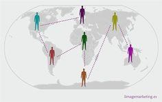 La Teoría de los 6 grados de separación http://www.limagemarketing.es/social-media/teoria-6-grados-separacion/ L'image Marketing   Agencia de Publicidad y Comunicación en Sevilla