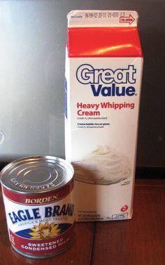 easy homemade icecream