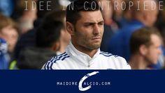"Amelia a CdS: ""Hazard? Vale come Messi e CR7"" - http://www.maidirecalcio.com/2016/05/25/amelia-chelsea-hazard-messi.html"