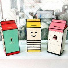 Afbeelding van http://i01.i.aliimg.com/wsphoto/v0/568485741_1/100pcs-lot-DHL-Free-shipping-Cartoon-South-Korea-lovely-creative-milk-money-box-DIY-savings-box.jpg.