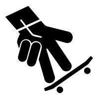 Fingerboarding Icon