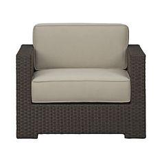 Ventura Lounge Chair with Sunbrella® Stone Cushions