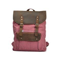 Casual Backpacks for Men Canvas Rucksack (2)