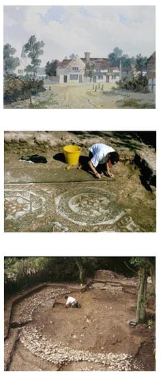 Archaeology in Surrey