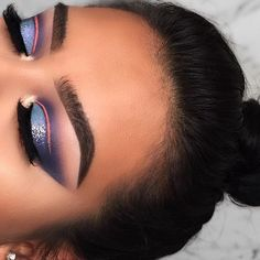 - credits to the artist Gorgeous Makeup, Pretty Makeup, Love Makeup, Makeup Inspo, Makeup Art, Makeup Inspiration, Beauty Makeup, Makeup Geek, Makeup Ideas