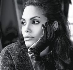 Angelina Jolie, She's flawless