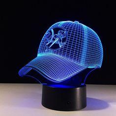f96a23309f5 New York Yankees 3D LED Cap Royals Baseball