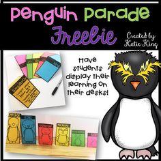 Penguin Parade Freebie