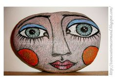 Vanessa Torné Cormand: Pedres pintades