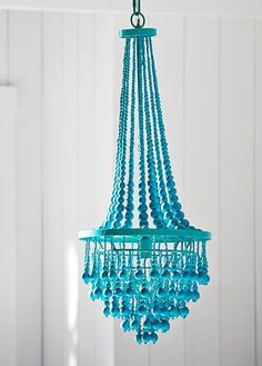 This Junk Gypsy Beaded Chandelier is a classic chandelier bedewed with bold beads that provides your Sea Glass Chandelier, Beaded Chandelier, Chandelier Lighting, Turquoise Chandelier, Lampshades, Girl Room, Feng Shui, Boho Decor, Decoration
