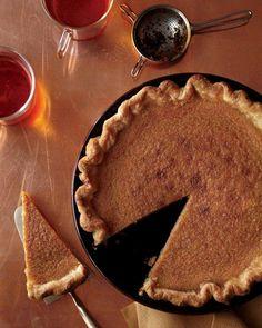 Brown-Sugar Buttermilk Pie Recipe for Thanksgiving