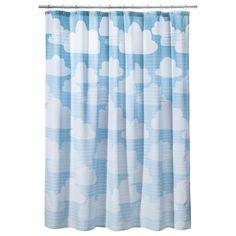 Circo� Clouds Shower Curtain