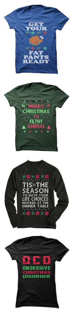 38e18d96d46 Dozens of wonderful Christmas Shirts available. Free Shipping always  available. Click to check out