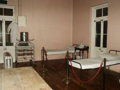interior of the hospital, Quarantine Station