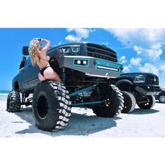 Diesel Trucks, Ram Trucks, Dodge Trucks, Jeep Truck, Pickup Trucks, Dodge Cummins, Nissan Titan, Toyota Tundra, Trucks And Girls