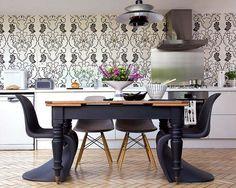 Sedia Panton Trasparente : Fantastiche immagini su panton chair nel dining rooms