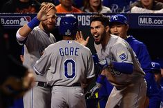 It's pretty hard to not root for the Royals right now. - Patrick Smith/Getty Images