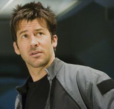 Joe Flanigan. Born January 5, 1967 in Los Angeles, California (as Joseph Harold Dunnigan III).Actor and writer, best known for Stargate: Atlantis (2004).