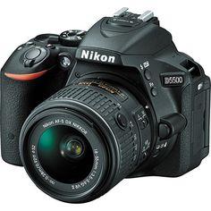 Nikon D5500 DSLR Camera with 18-55mm Lens